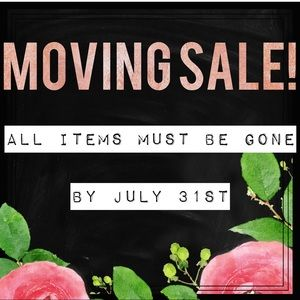 Other - IM MOVING - EVERYTHING MUST GO!